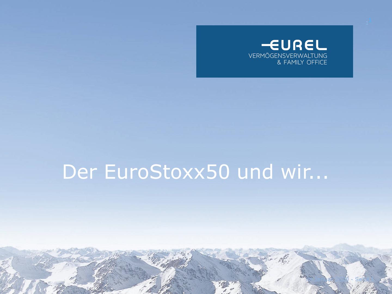 Der EuroStoxx50 und wir…